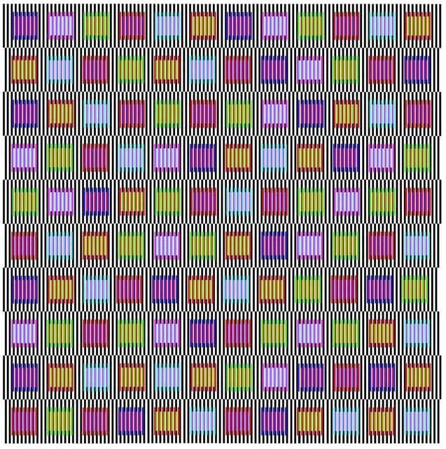Youri Messen-Jaschin: Square, 2013 Body Art