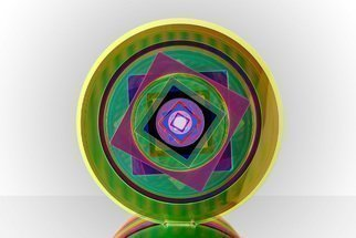 Youri Messen-jaschin: 'attractor', 2017 Mixed Media Sculpture, Optical. Artist Description: Op art sculpture | Plexiglas | Glass | screen printing |A(c) photographyGiorgio SkoryA(c) Youri Messen- JaschinA(r) Prolierris CH 8033 ZA1/4rich...