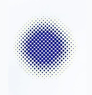 Youri Messen-jaschin: 'muquamas i', 2018 Serigraph, Optical. Artist Description: Op art15 printsPaper Fabriano Designo 5  300gm2 A(c) 2018 Youri Messen- JaschinA(r) 2018 Prolitteris 8033 ZA1/4rich...