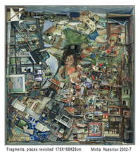 - artwork Fragments_places_revisited-1195945575.jpg - 2007, Assemblage, Other