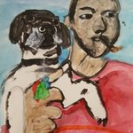 corey and bodger By Michael Le Mmon
