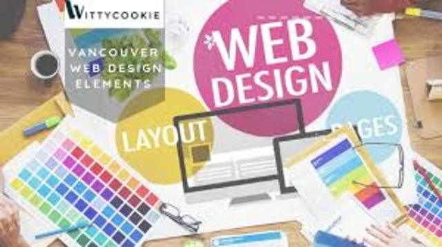 Michael Johnson  'Web Design Vancouver', created in 2019, Original Artistic Book.