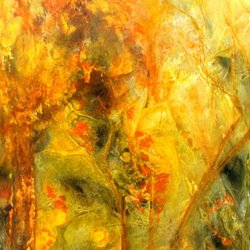 , Ambrosia 1, Abstract Landscape, Request Price