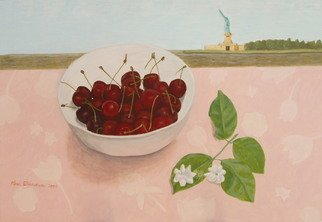 Mihai Stancescu: 'Hope', 2006 Tempera Painting, Still Life. Artist Description: oil egg tempera on wood panel  ...