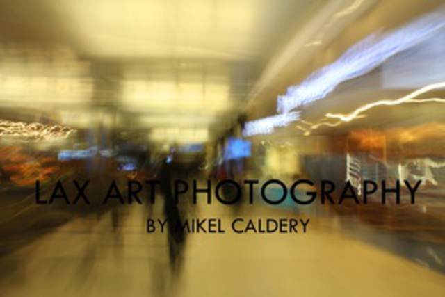 Mikel  Caldery: LAX ART PHOTOGRAPHY BY MIKEL CALDERY, 2014 Color Photograph