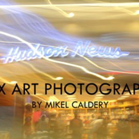 LAX ART PHOTOGRAPHY COLLECTION BY MIKEL CALDERY