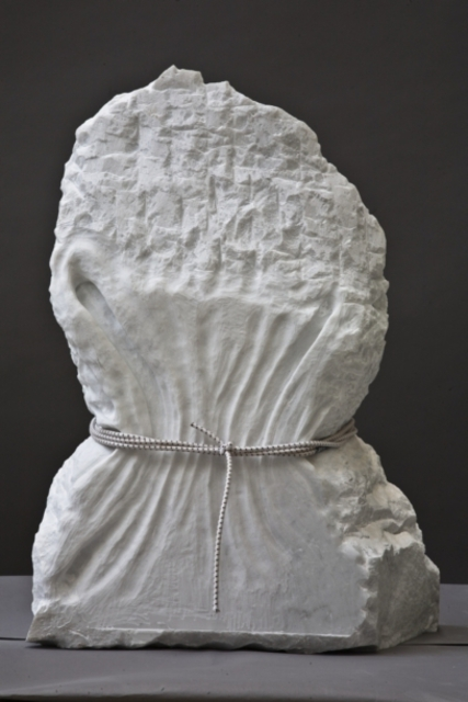 Miles Lightning  'YouCanDoWhatEverYouWant', created in 2009, Original Sculpture Stone.
