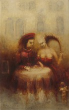 - artwork gioco-1322155684.jpg - 2011, Painting Oil, Figurative