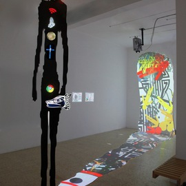 Colossos, Installation view By Miri Chais