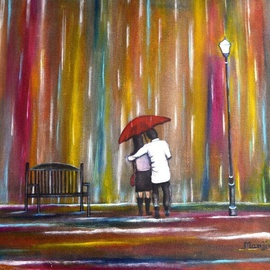 Love in the Rain By Manjiri Kanvinde