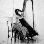 The Harpist, Michelle Mendez