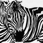 Zebra By Maria Changalidi