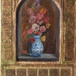 Vase And Flowers, Mohammad Khazaei