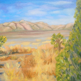 Near Mojave  By Marilia Lutz