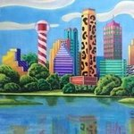 Dallas In Wonderland, Monica Puryear