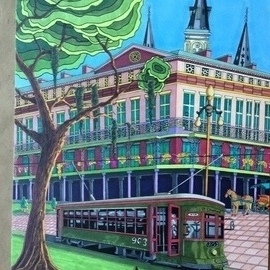 new orleans By Monica Puryear