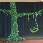 serpent tree By Monica Puryear
