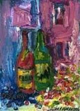 - artwork Vino-1359347085.jpg - 2012, Painting Oil, Still Life