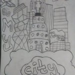 my city in a cloud By Alexander Kwesi