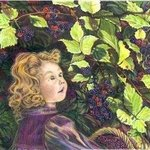 Blackberry Elf, Susan Moore