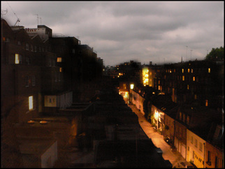 Artist: Mos Riera - Title: Una ciudad de cielo - Medium: Color Photograph - Year: 2009