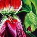Orchid Imagination By Sharon Fox Mould