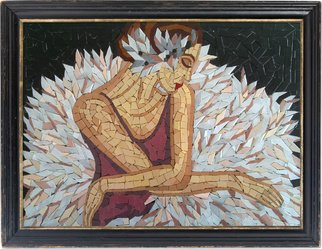 Mosaic by Diana  Donici titled: Balerina, created in 2012