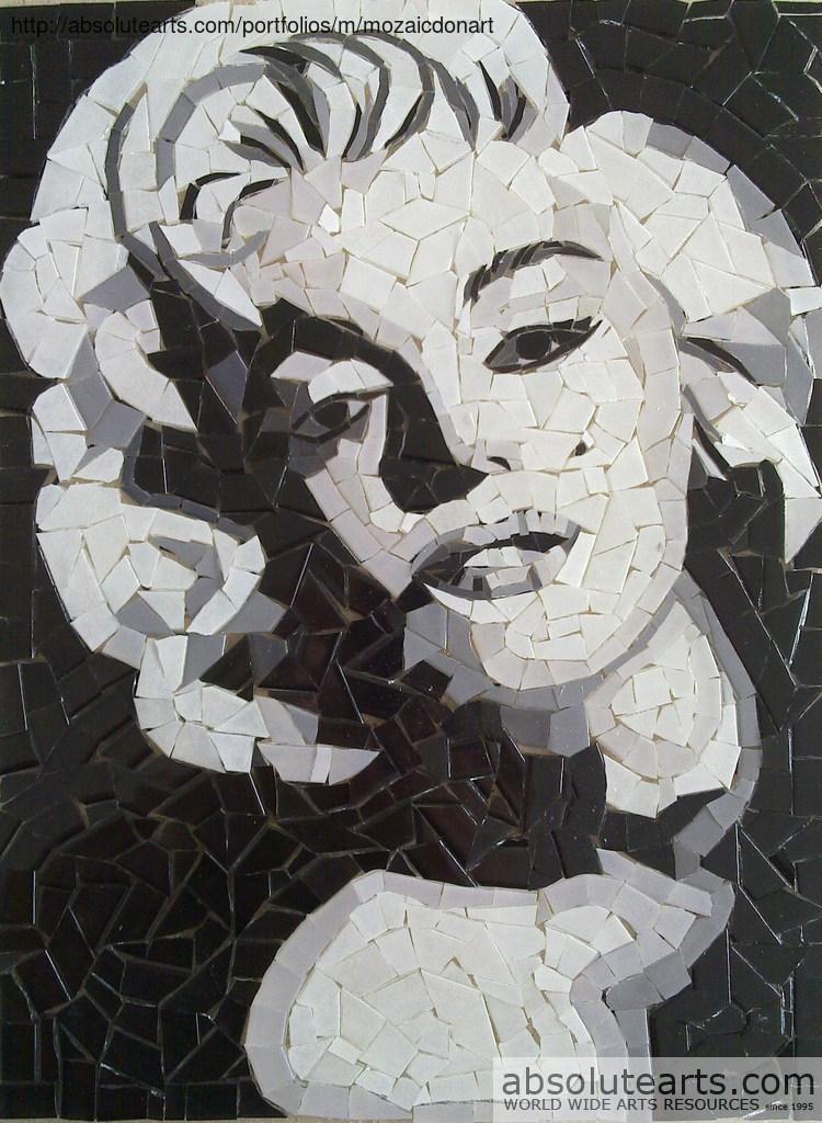 Diana Donici Artwork Marylin
