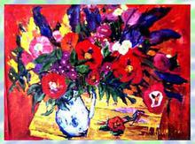 - artwork AUGUST-985624046.jpg - 2001, Painting Oil, Still Life