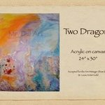 Two Dragons By Mr. Dill