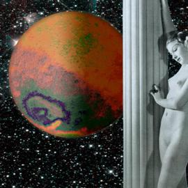 Marshall Swerman Artwork Heavenly Object 8, 2011 Color Photograph, Nudes