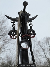 - artwork Centry_IIV-1321565285.jpg - 2011, Sculpture Steel, undecided