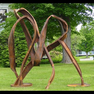 Michelle Vara Artwork Life  , 2011 Steel Sculpture, Abstract