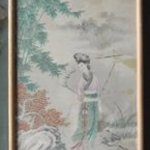 Antique Chinese Art Work, Ghulam Nabi
