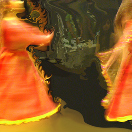 13 women dance