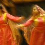 Duo Light Hindi Dance, Nancy Bechtol
