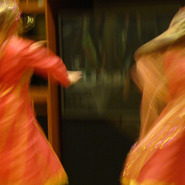 Light Hindi Dance, Nancy Bechtol