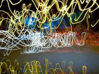 Artist: Nancy Bechtol - Title: LightRideExtensive - Medium: Color Photograph - Year: 2010