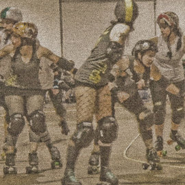 Roller Derby Queens Roll, Nancy Bechtol