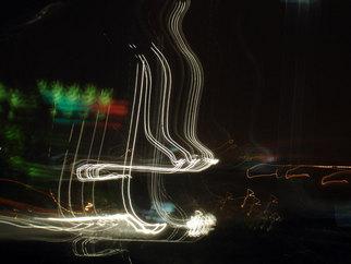 Nancy Bechtol Artwork light ride series: light ride X, 2008 Color Photograph, Abstract