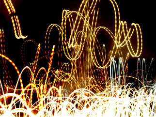 Artist: Nancy Bechtol - Title: light ride wild 6 - Medium: Color Photograph - Year: 2008