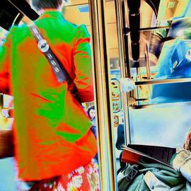 subway gals