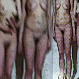 Nancy Bechtol Artwork tres muses , 2013 Other Photography, Nudes