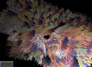 Artist: Cris Orfescu - Title: Fireworks 5 - Medium: Undefined Medium - Year: 2007
