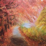 autumn rhapsody By Natalie Demina