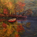 berth in autumn By Natalie Demina