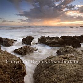 El Matador Beach Sunset II