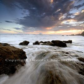 El Matador Beach Sunset III
