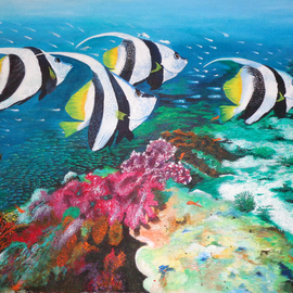 Fishes and Coral reefs