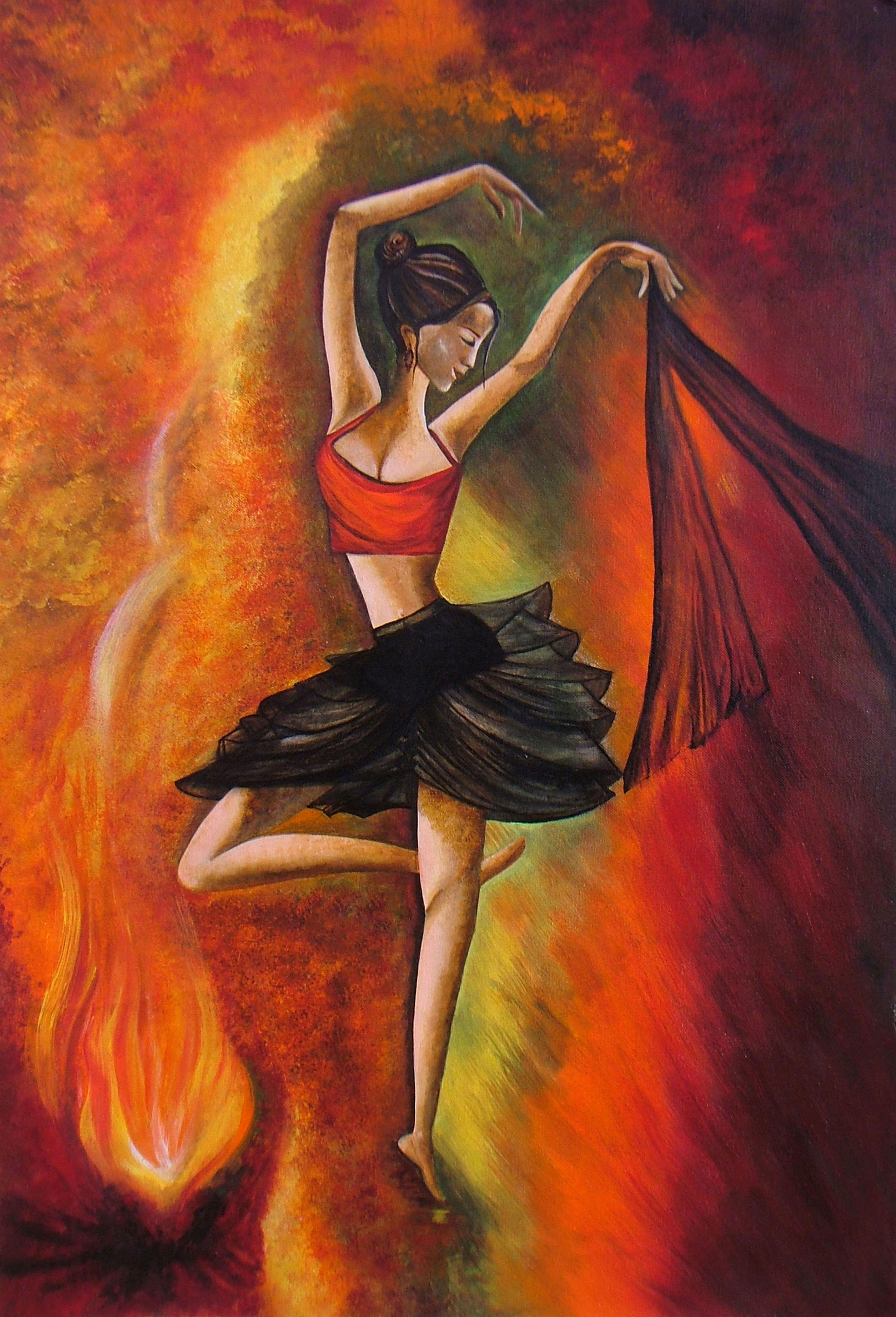 Buy acrylic paintings online best painting 2018 for Buy mural paintings